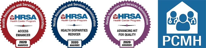 2020 HRSA Award Badges