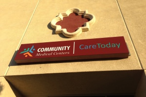 CareToday front entrance